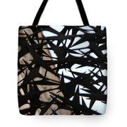 Alley Art Tote Bag