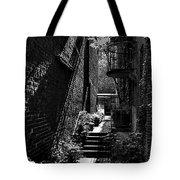 Alley Garden Tote Bag