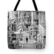 Alley II  Tote Bag