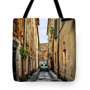 Alley In Avignon Tote Bag