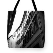 Alley In Florence Tote Bag