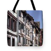Alley In La Petite France Tote Bag