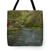 Alley Mill Tote Bag