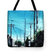 Alley No. 1 Tote Bag
