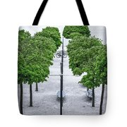 Alley Of Perfectionists Tote Bag