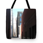 Alley Photo 1 Tote Bag