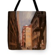 Alley Series 1 Tote Bag