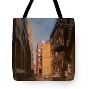 Alley Series 2 Tote Bag