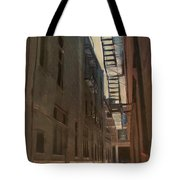 Alley Series 5 Tote Bag