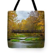 Alley Spring River Tote Bag