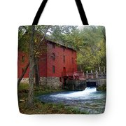 Alley Sprng Mill 3 Tote Bag by Marty Koch