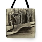 Alley Stroll II Tote Bag