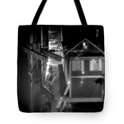 Alley To High Tote Bag