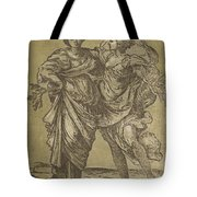Alliance Of Peace And Abundance Tote Bag