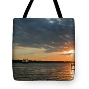 Alliance Sunset Sail Tote Bag