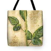 Allie's Rose Sonata 2 Tote Bag by Debbie DeWitt