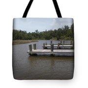 Alligator Bayou Tote Bag