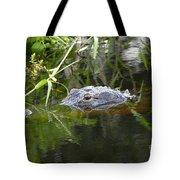 Alligator Hunting Tote Bag