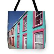 Allihies Streetscape West Cork Tote Bag
