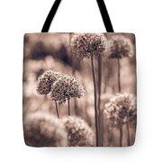 Allium 4 Tote Bag