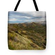 Alluring Landscape Of Arizona Tote Bag