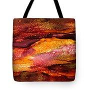 Alluring Rhythms - B - Tote Bag