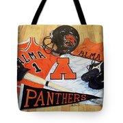 Alma High School Athletics Tote Bag