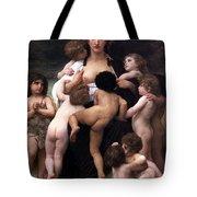 Alma Parens Tote Bag