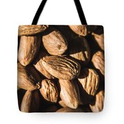Almond Nuts Tote Bag