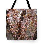 Almond Tree Flowers 05 Tote Bag