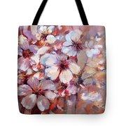 Almonds Blossom  6 Tote Bag