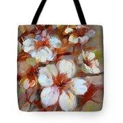 Almonds Blossom1 Tote Bag