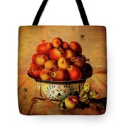 Almost A Still Life Tote Bag