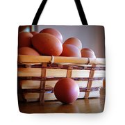 Almost All My Eggs In One Basket Tote Bag