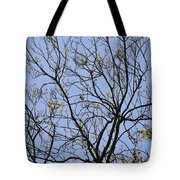 Almost Bare With Bird I Tote Bag