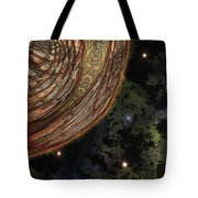 Almost Cosmos Tote Bag