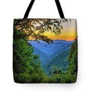 Almost Heaven - West Virginia 3 Tote Bag