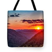 Almost Heaven - West Virginia Tote Bag