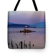 Almost Home Two Tote Bag