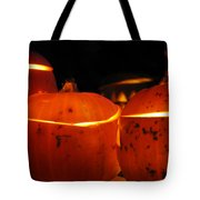 Almost Midnight Tote Bag