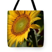Almost Perfect Yellow Tote Bag