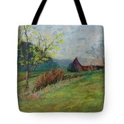 Almost Spring Tote Bag