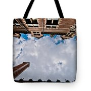 Almost Square Tote Bag