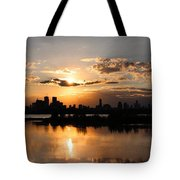 Almost Summer Solstice Tote Bag