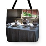 Almost Tea Time Tote Bag