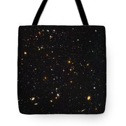 Almost Ten Thousand Galaxies As Seen By Hubble Tote Bag