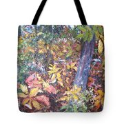 Almost Tropical Tote Bag