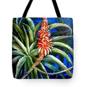 Aloe In Bloom Tote Bag