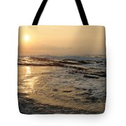Aloha Oe Sunset Hookipa Beach Maui North Shore Hawaii Tote Bag