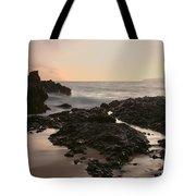 Aloha Paako Akahi Sunset Makena Maui Hawaii  Tote Bag